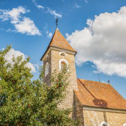 Kirche Leinhof