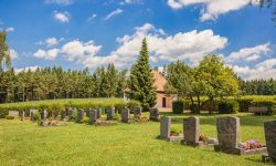 Poppberg Friedhof