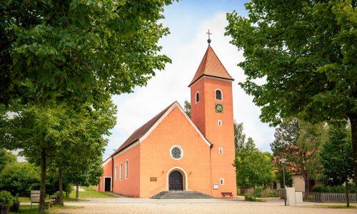 Christuskirche in Schwend