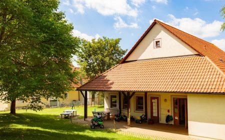 """Kindergarten """"Villa Kunterbunt"""" in Schwend"""