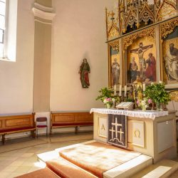 St. Willibald - Altar