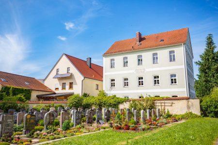 St. Willibald - Altes Schulhaus
