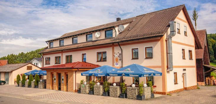 Gasthaus Laurer Gebäude